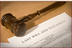 Drafting of a Last Will and Testament for Individual or Couple Must be Used by May 31, 2016